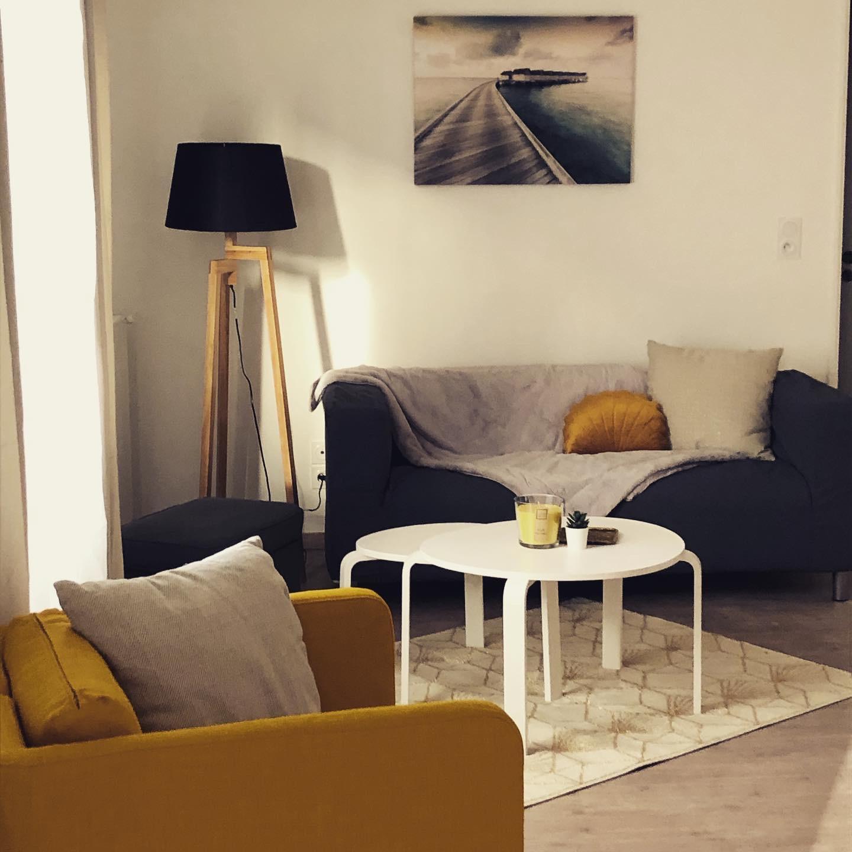 Appartement d'accueil T2